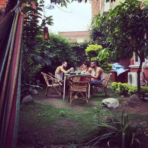 Cosy private room - Kathmandu - Bed & Breakfast