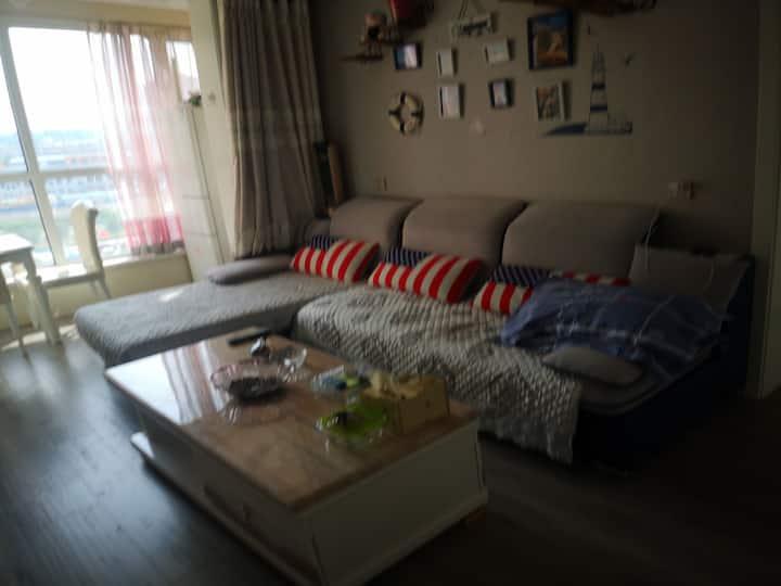 旅居小户型阳光房