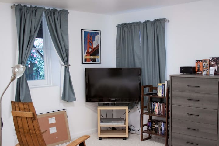 Walkable Studio In-law Unit Near MacArthur BART
