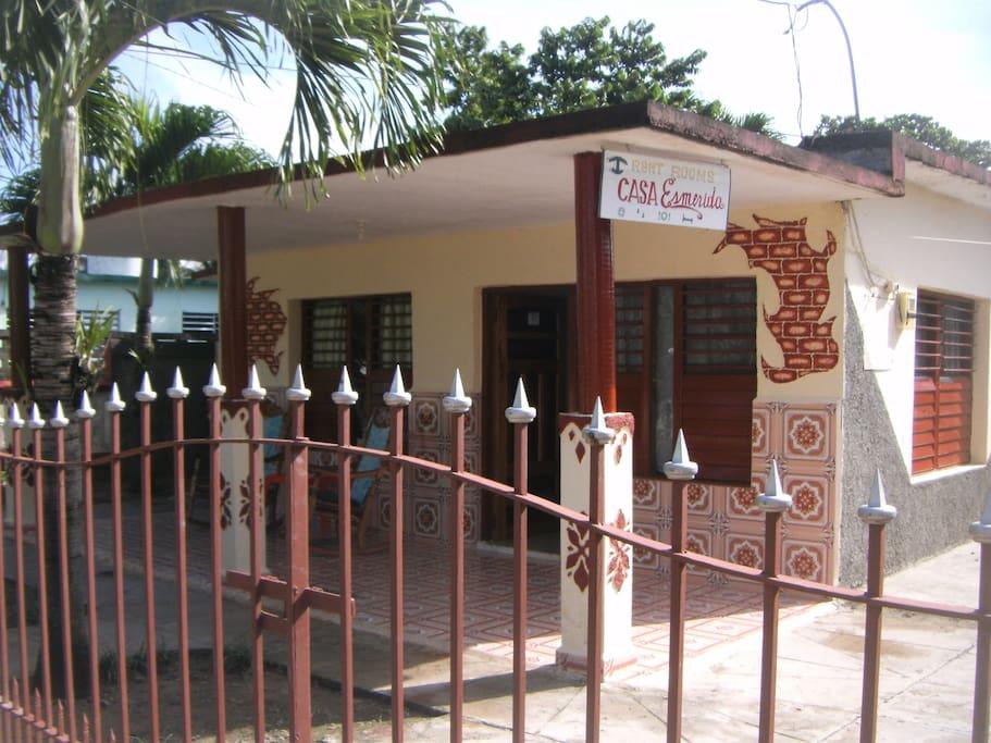 Casa Esmerida
