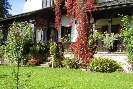 Wohnen in gemütlichem Ambiente (2 Zimmer) - Villa