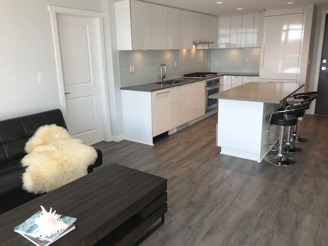 brand new modern 2 bedrooms with amazing view