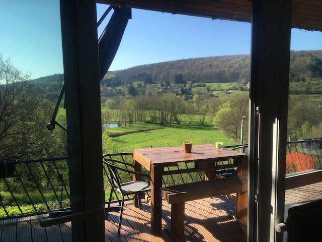 Maison au calme entre Durbuy et La Roche