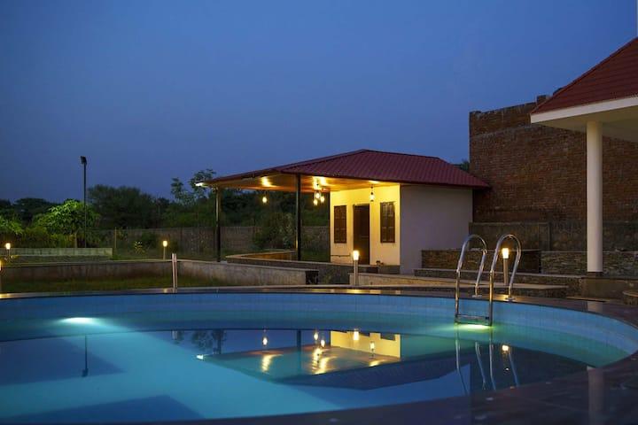 Avins Villa, 3BHK Aesthetic villa in Udaipur