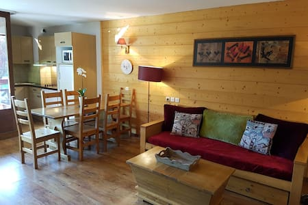 High Quality Alpine Apartment in Heart of the Alps - Brides-les-Bains - Lakás
