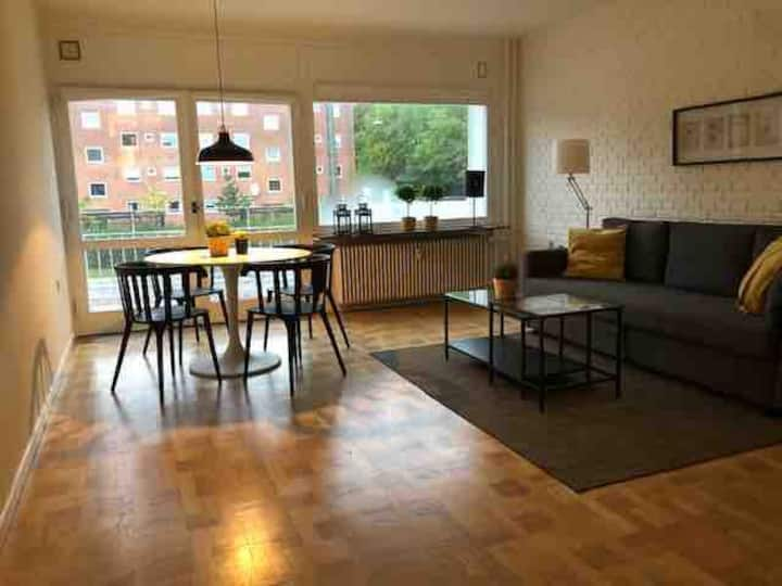 L66,6One bedroom in suburb to Copenhagen
