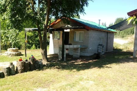 Cabaña equipada full en Villa Yacanto 2 a 4 pers 3