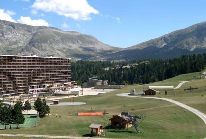 Montagne superdevoluy pied des pistes - superdevoluy - Apartment