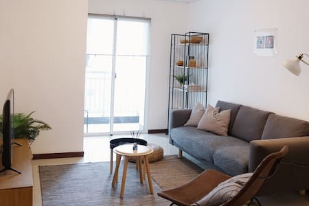 2 BR Spacious Promo Price! above Mall near Airport