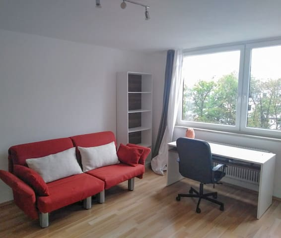 Lovely Studio close to Olympiapark and Subway