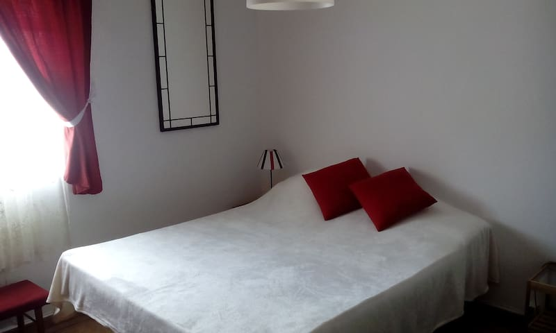 "Casa Naranja ""Red Room"" - Callosa de Segura - Appartement"
