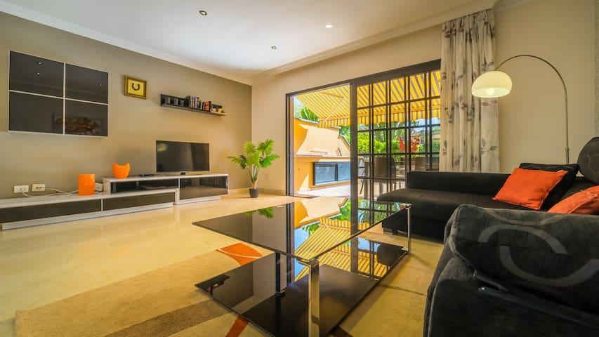 Luxury Villa 3 bed, Costa Adeje El Duque