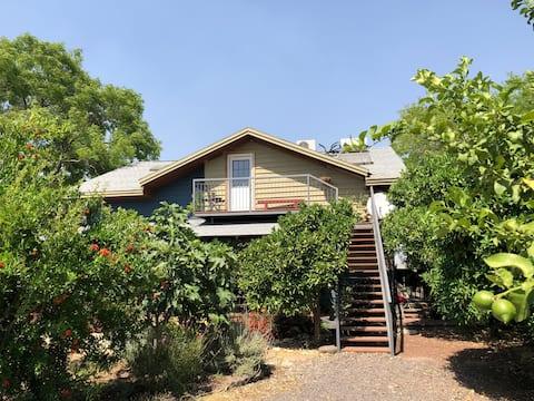 Ben & Jen's Galilee home