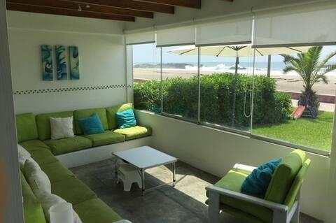 Casa de Playa en Chepeconde