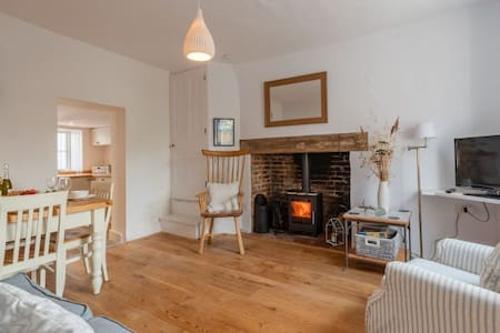 Oystercatcher - a charming fisherman's cottage