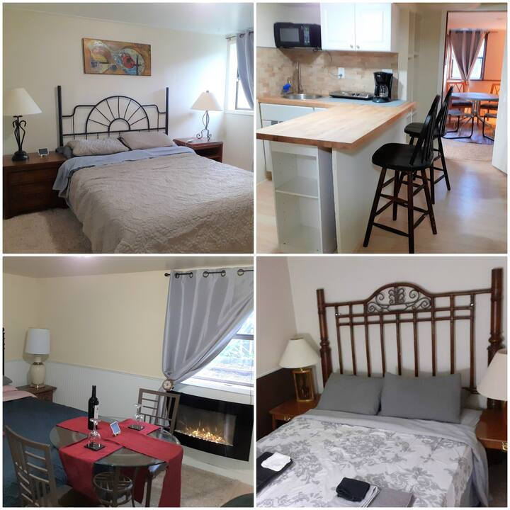 Grand Apartment with 3bd, 2bath, 2 kitchen, lounge