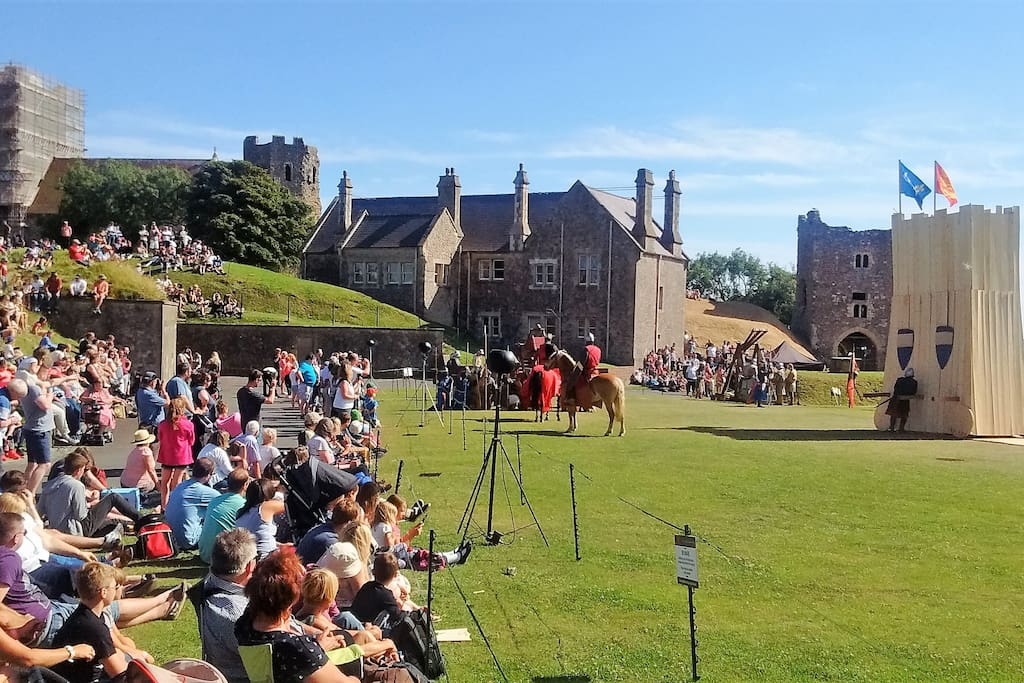 Dover Castle Events
