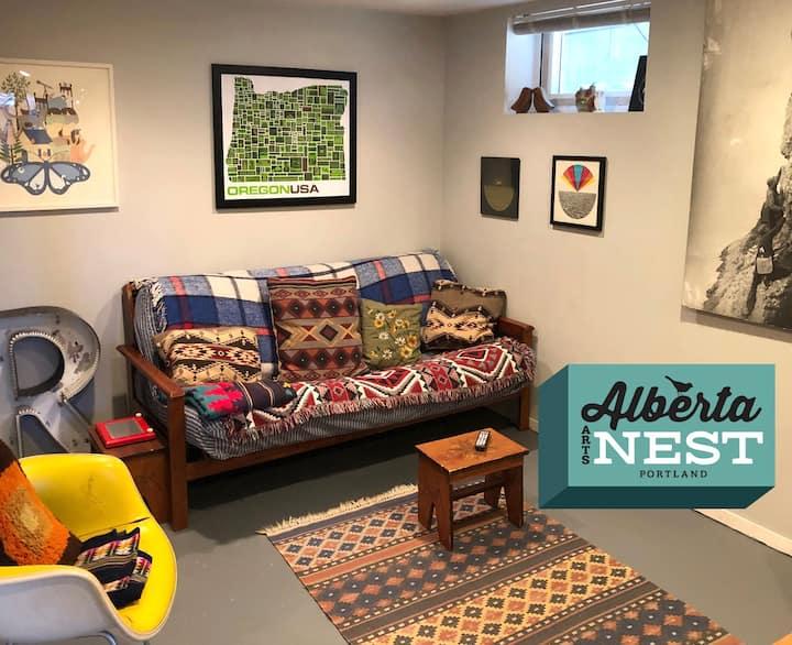 Alberta Arts Nest