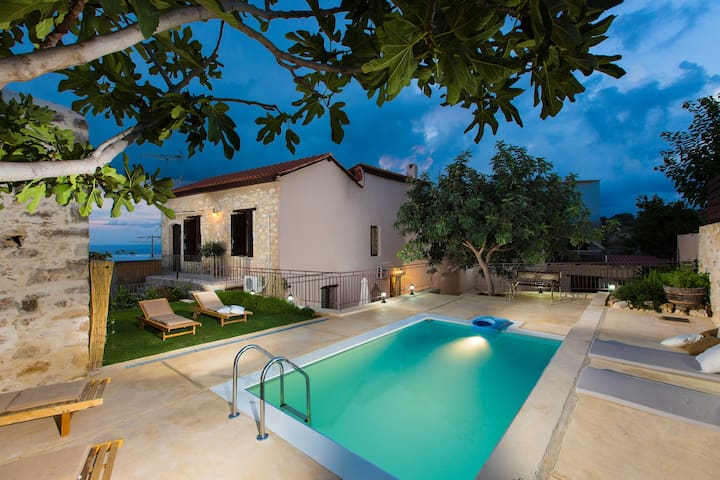 Dotira, a sophisticated home! - Rethymno - Vila