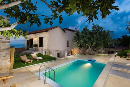 Dotira, a sophisticated home! - Rethymno - Willa