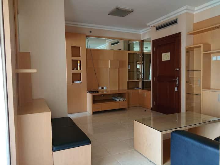 Apartemen 3 Bedroom Full Furnish