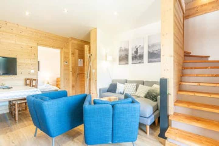 Le Petit 4* Chalet Homely and Comfy