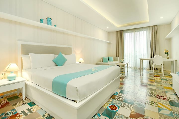AMAZING, SPACIOUS STUDIO IN BINH THANH District