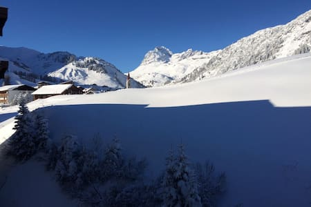 Appartement Warth am Arlberg - Warth - 公寓