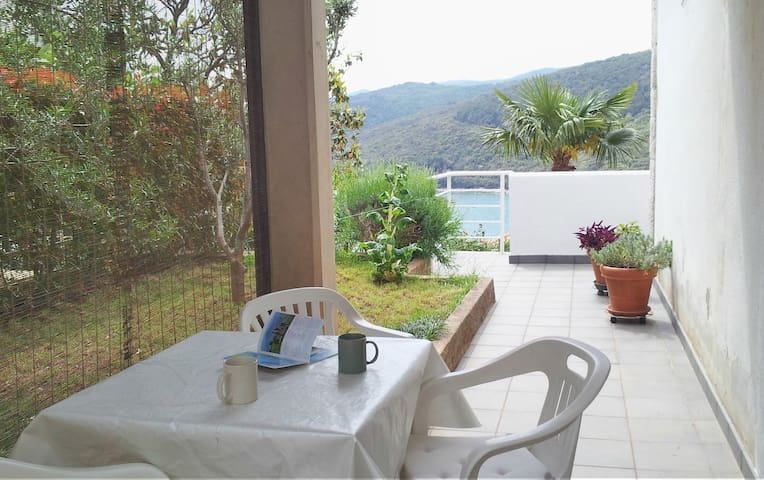 Cosy two bedroom apartment - Rabac - Byt