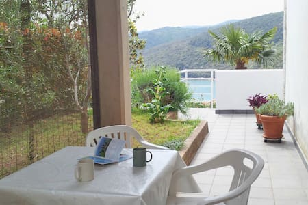 Cosy two bedroom apartment - Rabac - 公寓