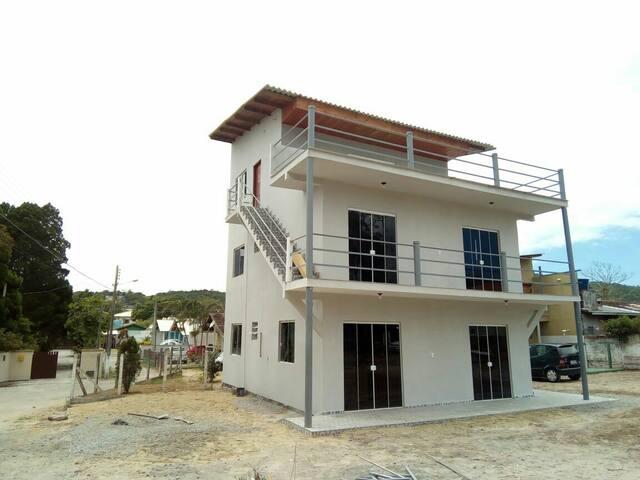 Apartamentos e Cabanas de aluguel Ponta das Canas
