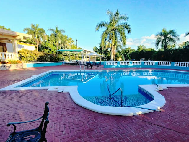 Paradise in the Caribbean. Ideal for families!