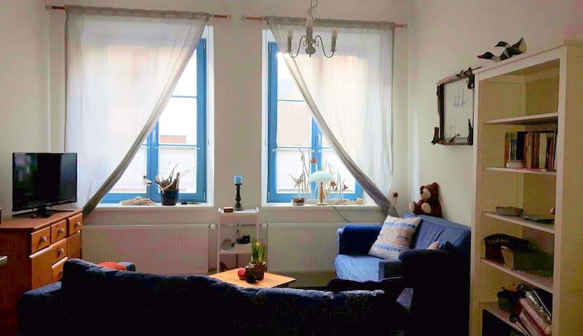 Ruhige Wohnung in der Altstadt - Wolgast
