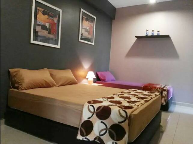 Stylish | Relex| Homez | 3R2B for 8pax | Sunway
