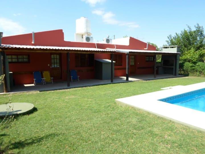 Cabañas Olivos de La Loma - Casa 2
