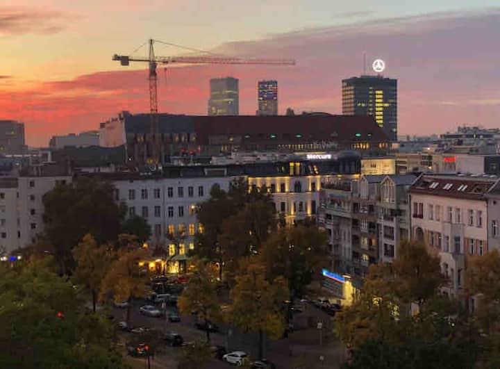 ** Luxus Zimmer Am Ku'Damm Im Herzen Von Berlin **