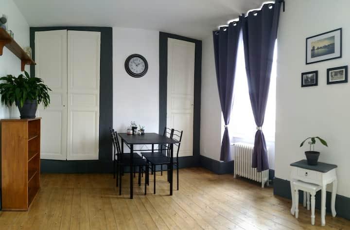 Appartement duplex de 55m2