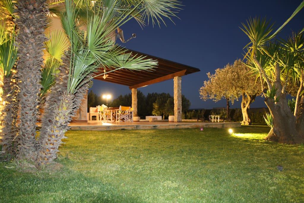 Garden & poarch Casa Ulivo
