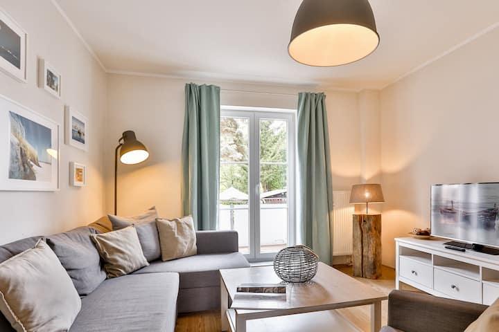 Ferienwohnung 4 Apartmenthaus Smiterlowstrasse 25