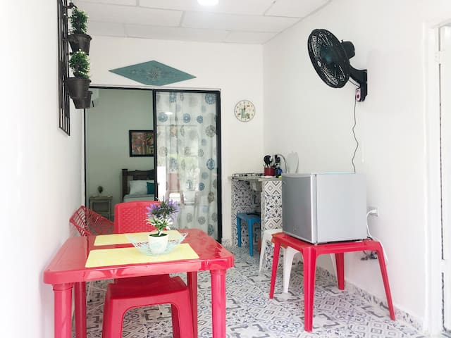 ★Authentic & Bright Studio in GETSEMANI | local★