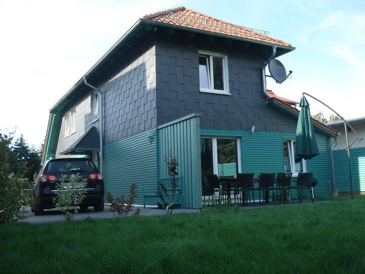 "Ferienhaus ""Harz-Line"""