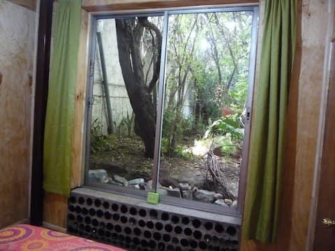 Habitación cordillera, relajo y naturaleza.