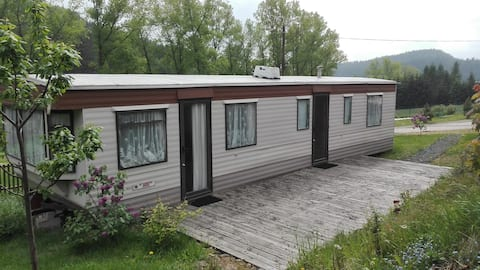 Słoneczna Zagroda - Sunny Ridge Farm Mobile Home