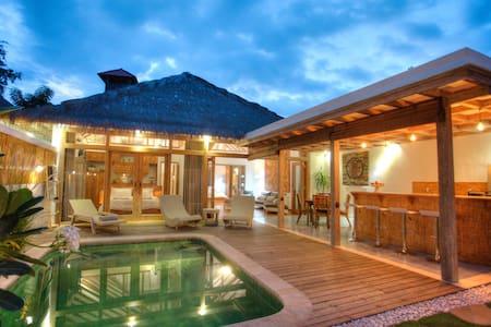 Kempas Villa 1, stunning family villa @ Gili Air