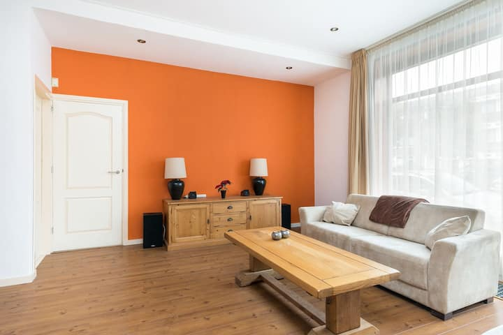 A Townhouse with 150M2 in Rotterdam