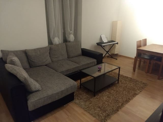 Great Studio 5 min from Zurich Train station