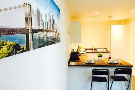 Beautiful city center apartment - Manchester - Lejlighed