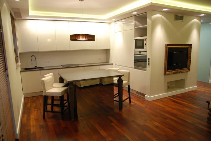 Apartament Jelitkowo - Gdansk - Apartamento