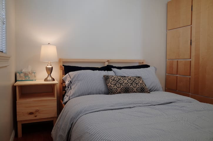 Quiet & Private 1 bedroom+parking - El Cerrito - Apartamento