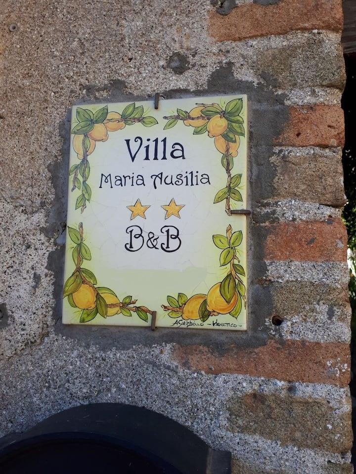 B&B Villa Maria Ausilia, Singola - bagno condiviso